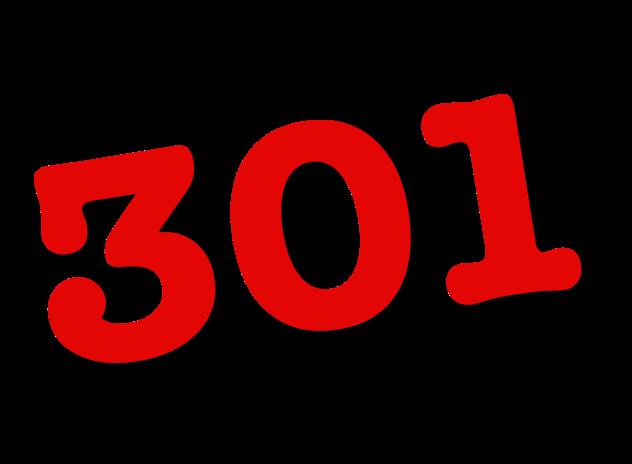 301 HTTP Redirect