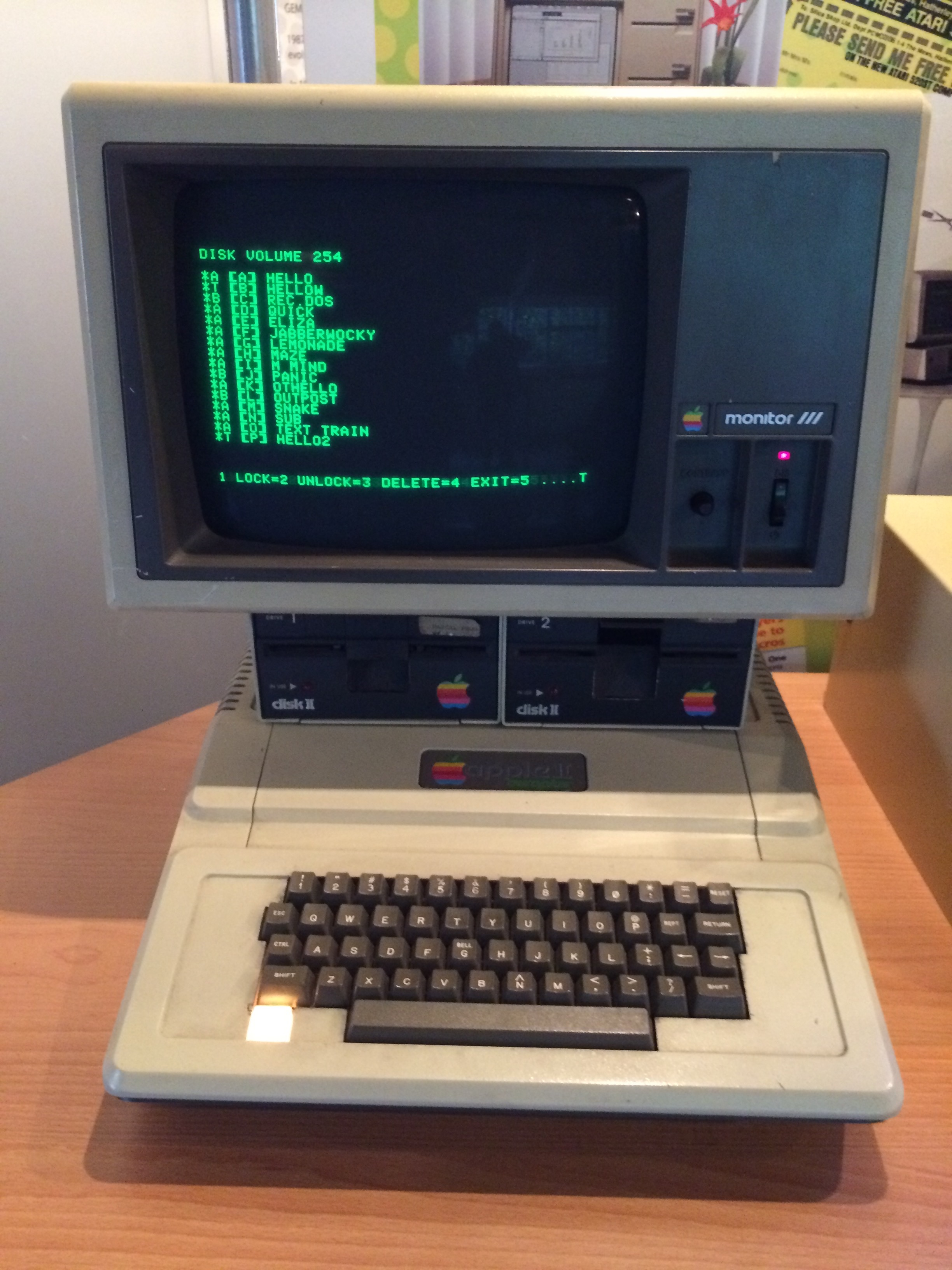 Apple II at the Computer History Museum