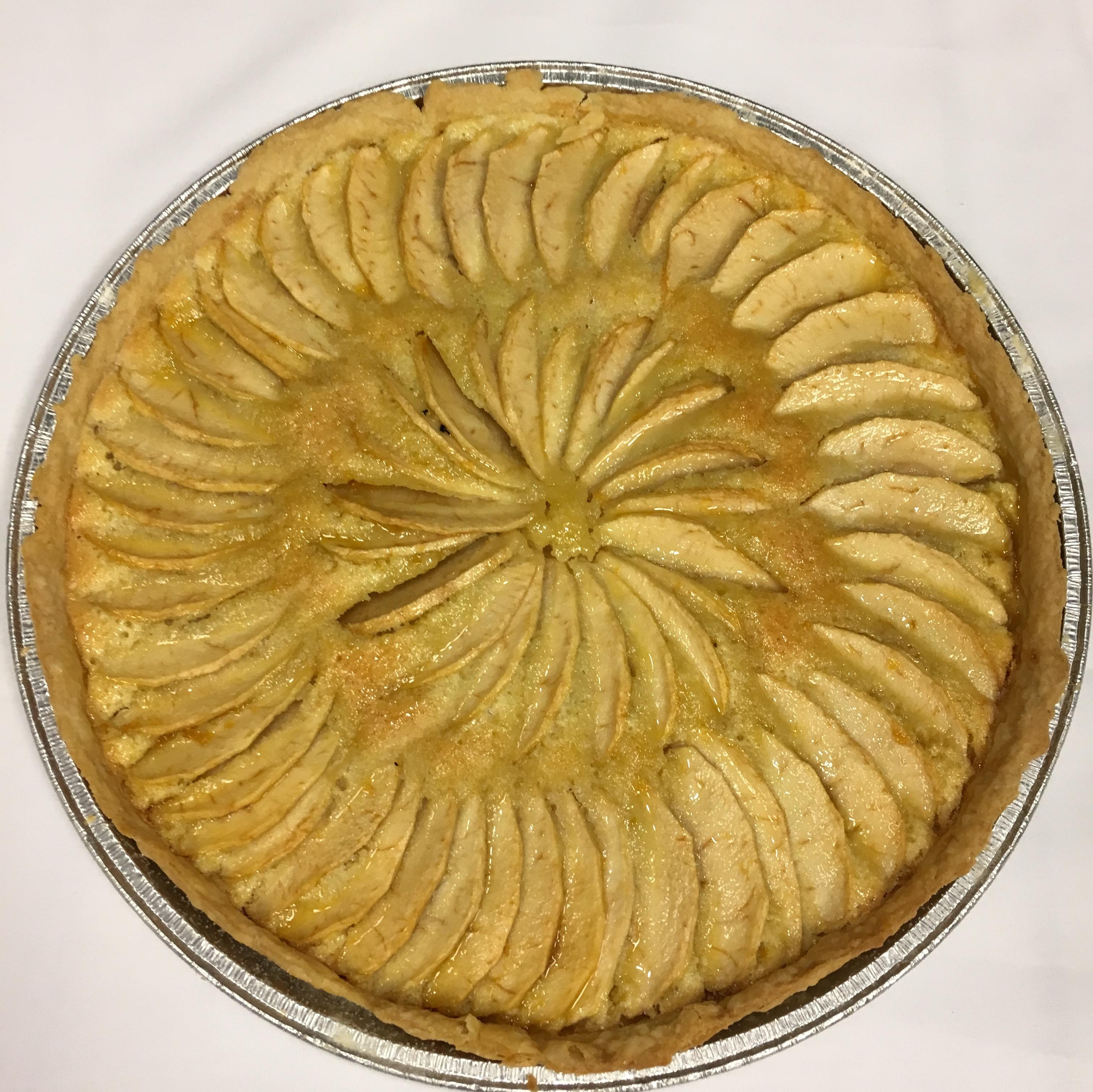 My pie, four years ago